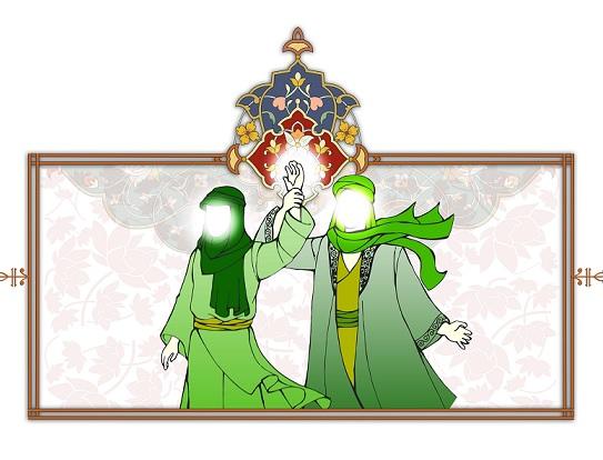 فرا رسیدن عید غدیر خم بر همگان مبارک باد