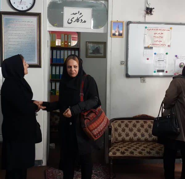 بازدید هیات بازرسی بهزیستی استان فارس از مجموعه عطر یاس نبوی